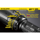 Nitecore SRT7 Revenger Lampe torche