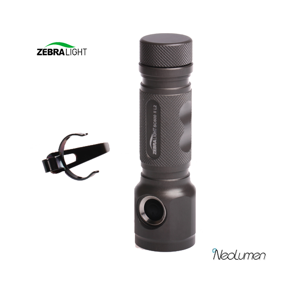 ZebraLight-SC600 MKII L2 305 ZEBSC600MKIIL2 18650 Flashlights Neolumen ...