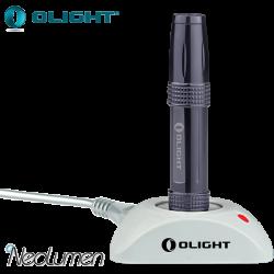 Olight i7R Eos Titanium Lampe de poche rechargeable
