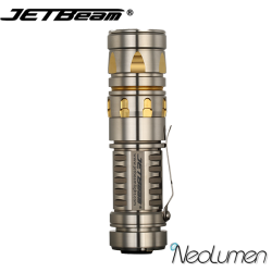 TCR20/TCR21 Jetbeam Limited Edition