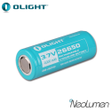 Accumulateur Li-Ion 26650 Olight 4000 mAh