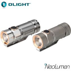 Olight S1 Titanium Limited Edition