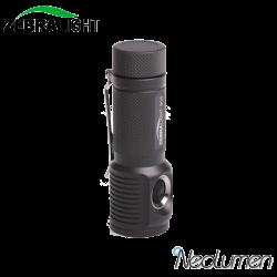 ZebraLight-SC5w Op AA flashlight