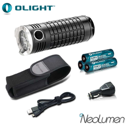 Olight SR Mini Intimidator II 3200 lumens