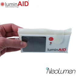 LuminAID Packlite 16 Lampe solaire gonflable