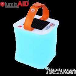 LuminAID Spectra Lanterne multicouleurs solaire gonflable
