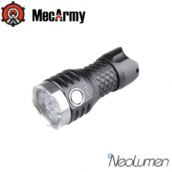MecArmy PT16 1000 lumens 16340 rechargeable