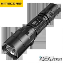 Nitecore P20UV - 800 lumens + 4 Led UV