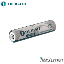 Olight Pack of 4 x 1,5V 1100 mAh AAA LiFeS2