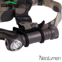 ZebraLight H600 Mk3 XHP35 frontale 18650 blanc froid