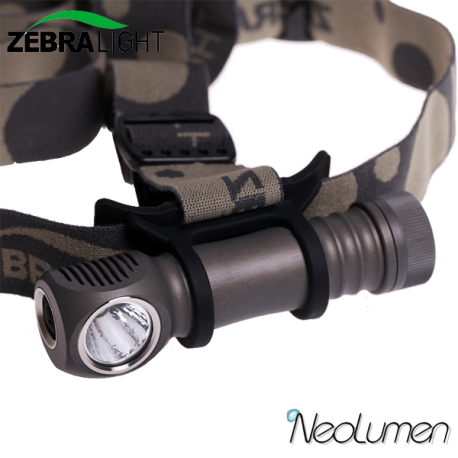 Zebralight Mk3 18650 Blanc H600 Xhp35 Frontale Froid WD9IEH2Y