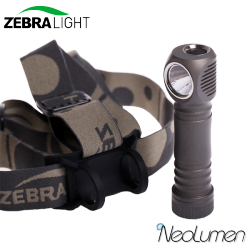 ZebraLight-H600 MKIII XHP35 Headlamp