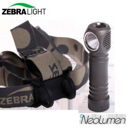 ZebraLight-H600 MK3 XHP35 1300 lumens