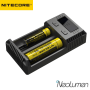 Nitecore NEW I2 chargeur universel 2 baies