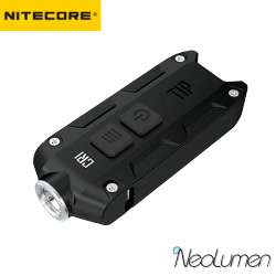 Nitecore TUBE Keychain USB Flashlight