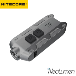 Nitecore TIP 360 lm USB rechargeable Led Keychain flashlight