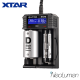 Xtar Rocket SV2 Chargeur Rapide 2 baies