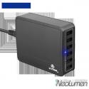 Xtar SIX-U U1 45 W chargeur 6 ports USB 2,4 A