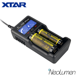 Xtar VC2 Plus Master Chargeur USB