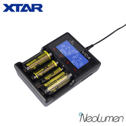 Xtar Chargeur VC4 USB