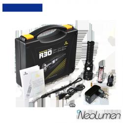 XTAR R30 (ensemble complet) Lampe torche rechargeable