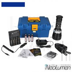 XTAR D35 U2 (ensemble complet) Lampe plongée