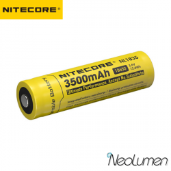 Accumulateurs 18650 Nitecore