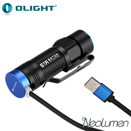 Olight S1R Bâton Rechargeable 900 lm