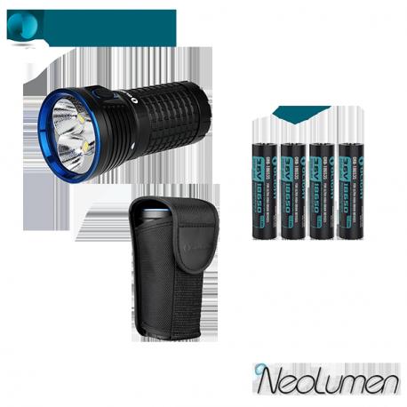 Pack Olight X7 9000 lumens