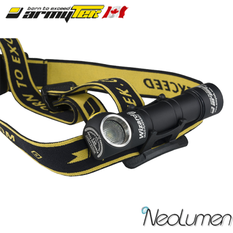Armytek Wizard Magnet USB Cree XP-L Cool White
