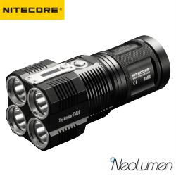 Nitecore Tiny Monster TM28 6000 lumens Rechargeable