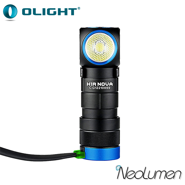 Olight H1R multi-function Rechargeable 16340 Headlamp 600 ...