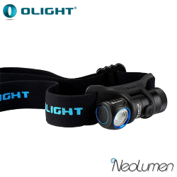 Olight H1R Frontale 16340 rechargeable 600 lumens