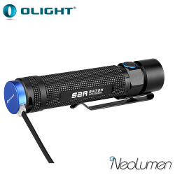 Olight S2R Baton 1020 lm 18650 rechargeable Led Flashlight
