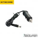 Nitecore adaptateur allume Cigare pour I2, I4, NEWI2, NEWI4, D2 & D4