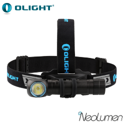 Olight H2R 2300 lm rechargeable 18650 headlamp
