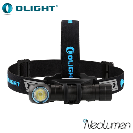 Olight H2R Nova Frontale rechargeable 2300 lumens