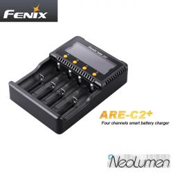 Fenix ARE-C2+ Chargeur 4 accus écran LCD