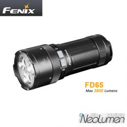Fenix FD65 adjustable focus 3800 lumens