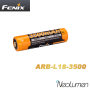 Accumulateurs 18650 Fenix ARB-L18 - 3500 mAh