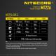 Nitecore MT22A lampe 2xAA compacte et portable