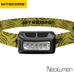 Nitecore NU10 Lampe Frontale rechargeable