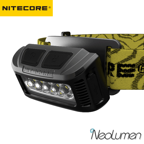 nitecore nu10 lampe frontale rechargeable. Black Bedroom Furniture Sets. Home Design Ideas