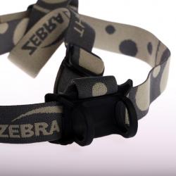 Bandeau de tête Zebralight pour H600, H602 et H603