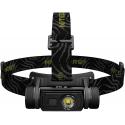 Nitecore HC60 - Lampe frontale rechargeable - 1000 lumens
