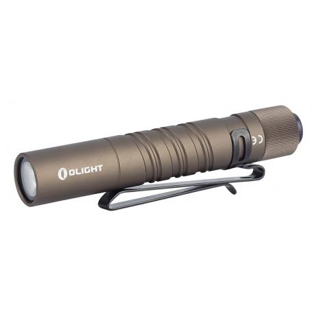 Olight I3T EOS Tan - Lampe torche LED 180 lumens