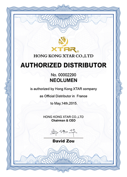 XTAR Authorized Distributor