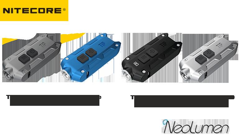 Nitecore TIP - Porte clé rechargeable