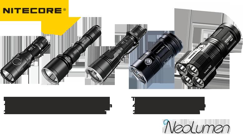 Collection Nitecore 2017