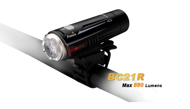Fenix BC21R Rechargeable Bike Light